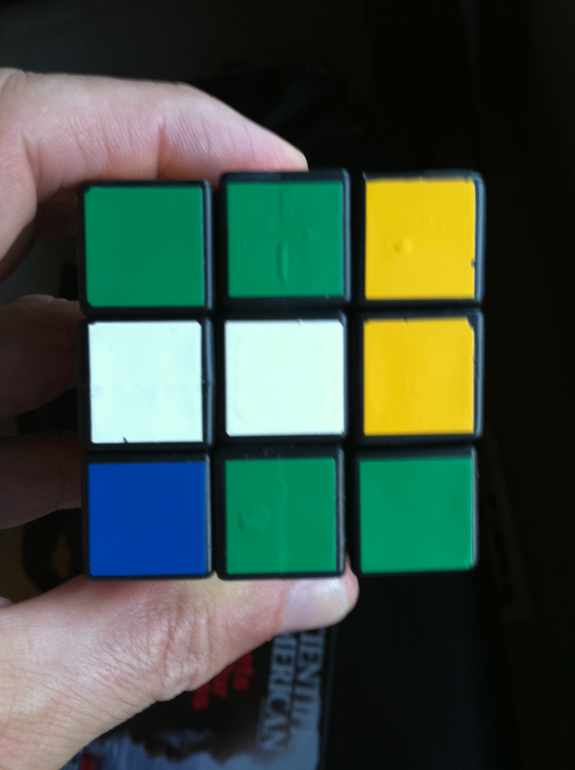 Rubik S Cube Iphone App Algorithms For The Masses